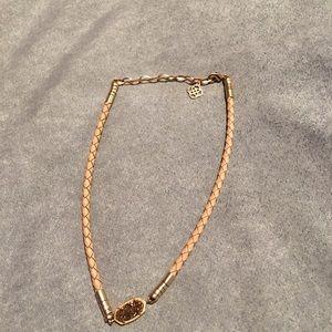 Kendra Scott Jewelry - Kendra Scott braided choker
